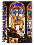 Hard Rock Cafe Spiral Notebook