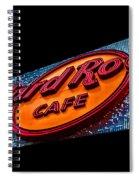 Hard Rock Hollywood Spiral Notebook