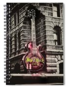 Hard Rock Philly Spiral Notebook