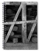 Hard Time Spiral Notebook