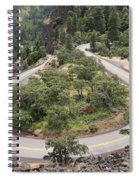 Hard Turn Spiral Notebook