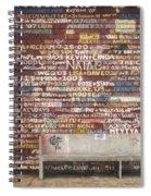 Hardy Gallery Spiral Notebook