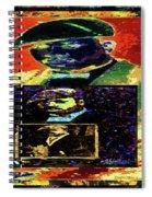 Harlem Renaissance Deja Vu Number 1 Spiral Notebook