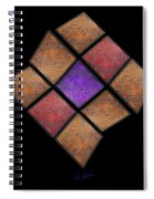 Harlequin  Spiral Notebook