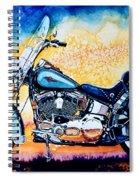 Harley Hog I Spiral Notebook