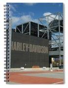 Harley Museum  Spiral Notebook