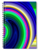 Harmony 19 Spiral Notebook