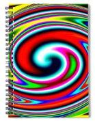Harmony 39 Spiral Notebook