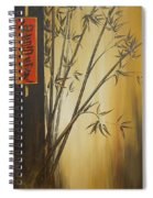 Harmony Happiness And Love Spiral Notebook