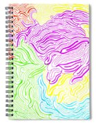 Harmony Magnified Spiral Notebook