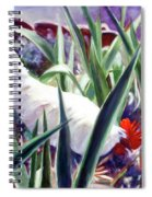 Harmony Rooster Spiral Notebook