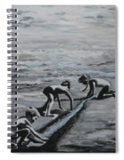 Harnessing The Ocean Spiral Notebook