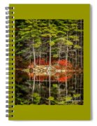 Harold Parker State Park In The Fall Spiral Notebook