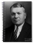 Harold Urey, American Chemist Spiral Notebook