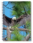 Harriet As I Open Wings Magics Happen Spiral Notebook