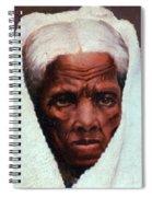 Harriet Tubman, African-american Spiral Notebook