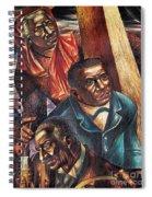 Harriet Tubman, Booker Washington Spiral Notebook
