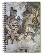 Harris: Uncle Remus, 1917 Spiral Notebook
