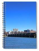 Harrisburg Skyline Spiral Notebook