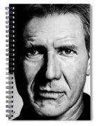 Harrison Ford Spiral Notebook