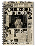 Harry Potter And The Half-blood Prince 2009 Spiral Notebook