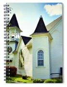 Hartsburg Baptist Church Spiral Notebook