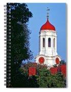 Harvard's Dunster House Spiral Notebook
