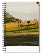 Harvast Rest Spiral Notebook