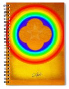 Harvest Gold Spiral Notebook
