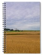 Harvest Time Spiral Notebook