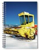 Harvester Spiral Notebook