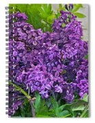 Harvesting Aroma Spiral Notebook
