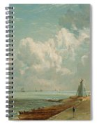 Harwich - The Low Lighthouse And Beacon Hill Spiral Notebook