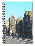 Hastings Net Lofts Spiral Notebook