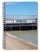 Hastings Pier Pavilion Spiral Notebook