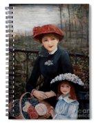Hat Sense Spiral Notebook