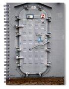 Hatch Secured Spiral Notebook