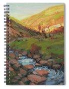 Hatley Gulch Spiral Notebook