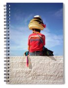 Hats Spiral Notebook