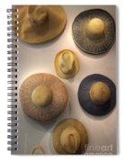 Hats Spiral Notebook