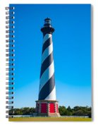 Outer Banks Obx Spiral Notebook