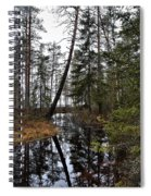 Haukkajoki Spiral Notebook