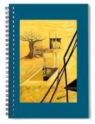 Haunted Dreams Spiral Notebook