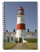Haunted Lighthouse. Spiral Notebook