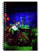 Haunted Mansion's Nightmare Before Christmas Spiral Notebook