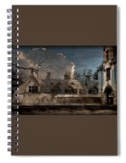 Haunted Stable Spiral Notebook