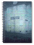 Haunting House Spiral Notebook