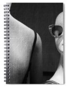Haute Couture Spiral Notebook