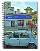Havana-37 Spiral Notebook