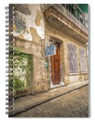 Havana Spiral Notebook
